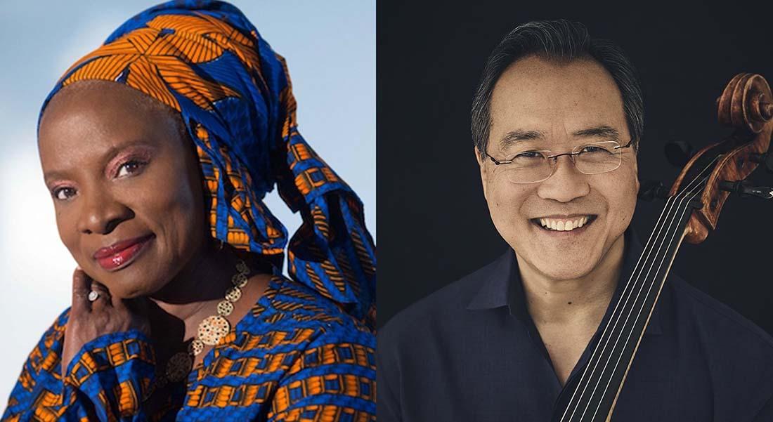 Angélique Kidjo et Yo-Yo Ma « Sarabande africaine » - Critique sortie Classique / Opéra saint denis Basilique de Saint-Denis