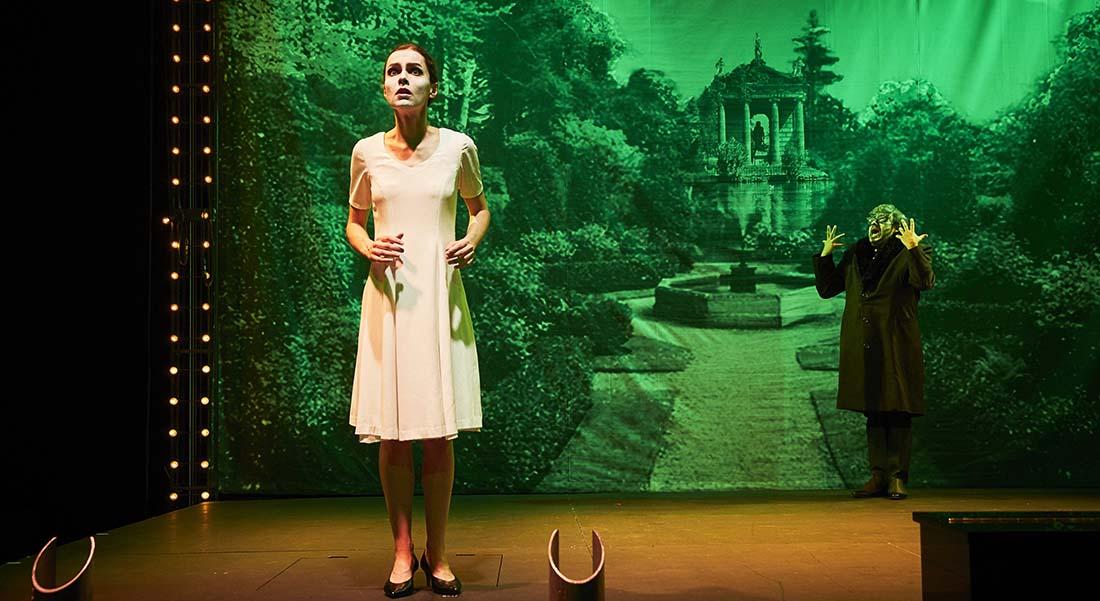 L'amour vainqueur, d'après les frères Grimm, texte et mise en scène d'Olivier Py - Critique sortie Théâtre Paris Le Centquatre