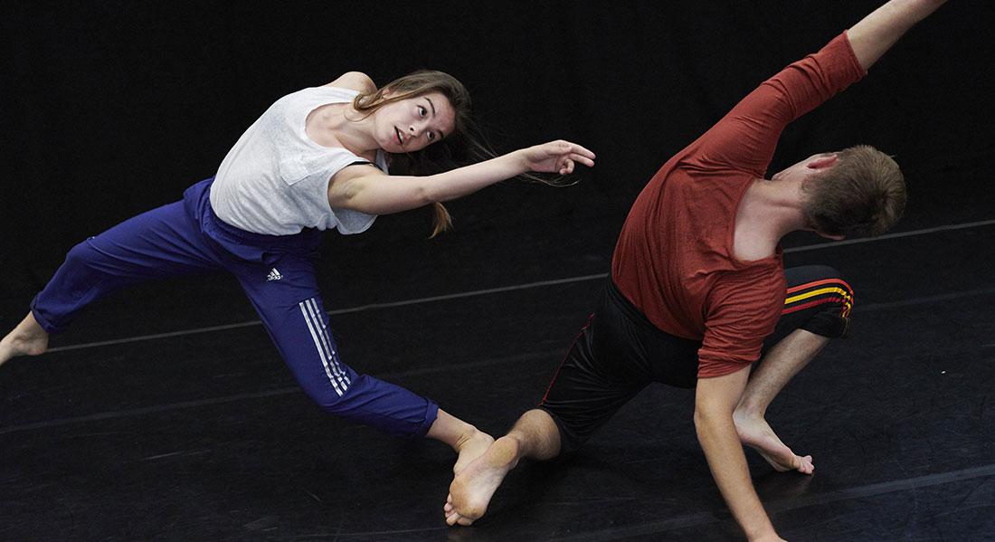 Le CCNR en pratique - Critique sortie Danse  Centre Chorégraphique National de Rillieux-la-Pape
