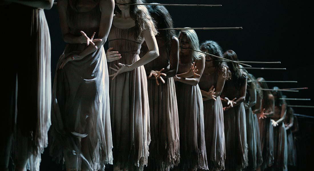Le retour des Etés de la danse au Châtelet avec les versions modernes de deux ballets iconiques : Cendrillon et Giselle - Critique sortie  Paris Théâtre du Châtelet