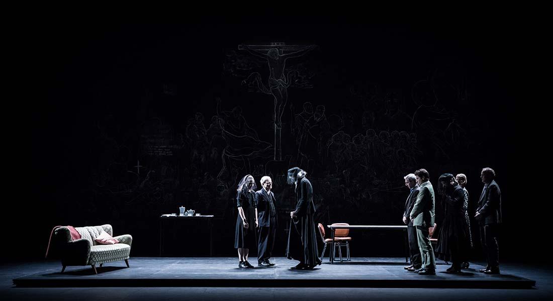 Liberté à Brème, d'après Rainer Werner Fassbinder,  mise en scène de Cédric Gourmelon - Critique sortie Théâtre Strasbourg Théâtre National de Strasbourg