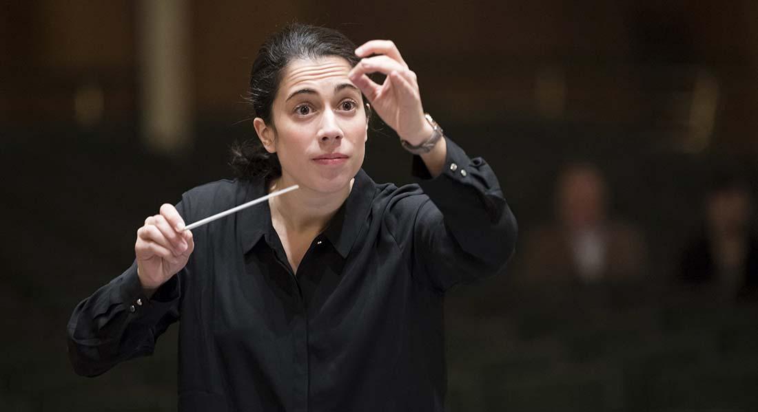 Marie Jacquot à la tête de l'Orchestre de Chambre de Paris. Beethoven I - Critique sortie Classique / Opéra saint denis Basilique de Saint-Denis