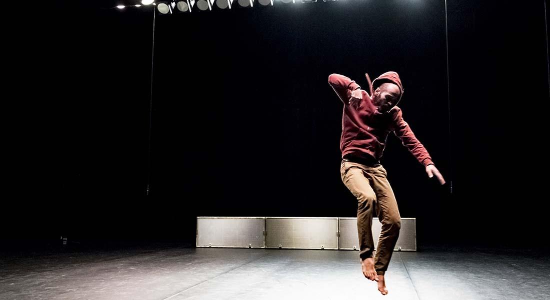 Nocturne danse #35 avec Filipe Lourenço, Pauline Sonnic et Nolwenn Ferry - Critique sortie  Tremblay-en-France Théâtre Louis Aragon