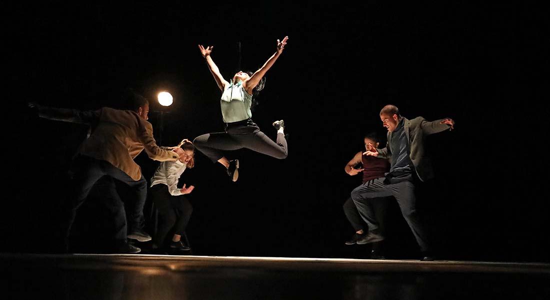 Orly Temps Danse, édition 2020 - Critique sortie  Orly Centre Culturel Aragon-Triolet