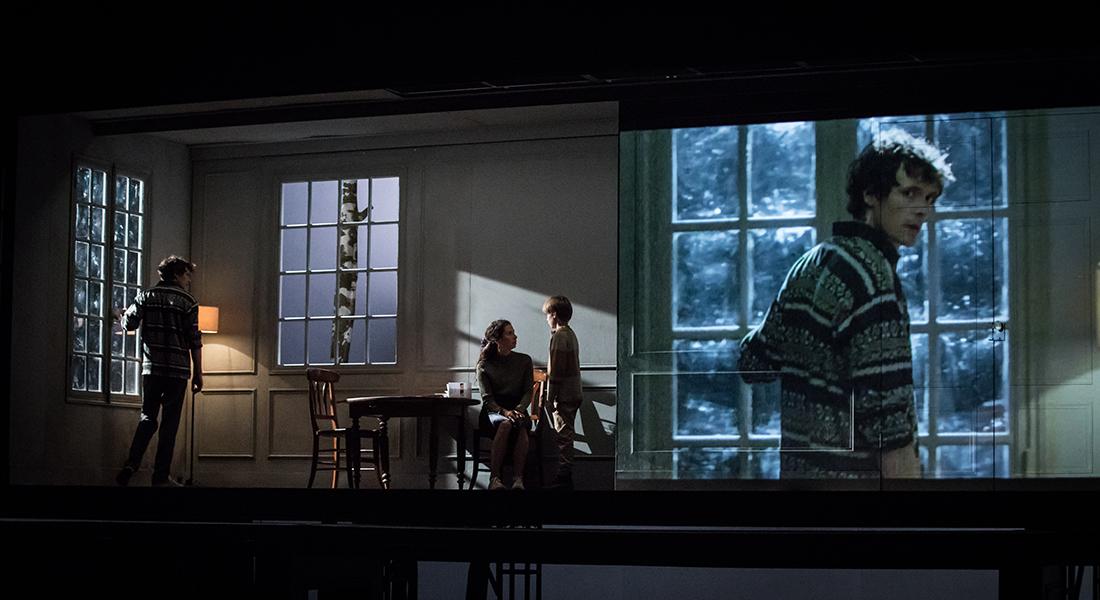 Pelléas et Mélisande de Maurice Maeterlinck, mise en scène de Julie Duclos - Critique sortie Théâtre Paris Odéon - Les Ateliers Berthier