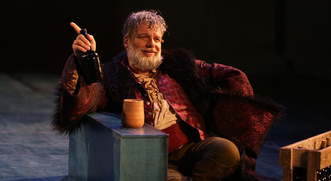 Ruy Blas de Victor Hugo, mis en scène d'Yves Beaunesne - Critique sortie Théâtre Paris CDN Théâtre Gérard Philipe