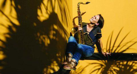 Sophie Alour signe un projet rayonnant avec Fleurette Egyptienne - Critique sortie Jazz / Musiques Paris new morning