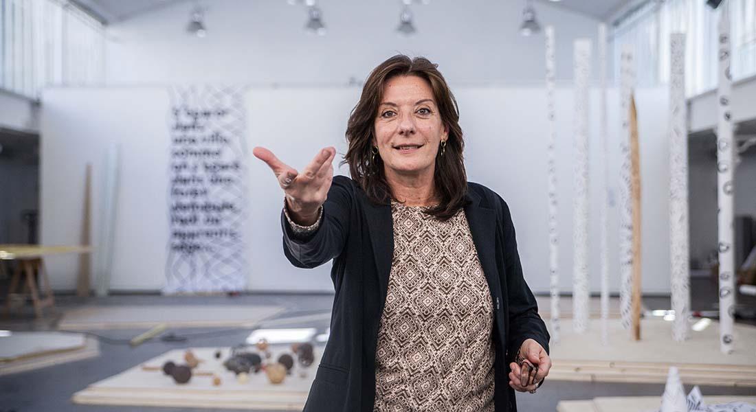 Rencontre avec Stéphanie Aubin, une autre expérience de l'art - Critique sortie Théâtre Paris La Maison des Métallos