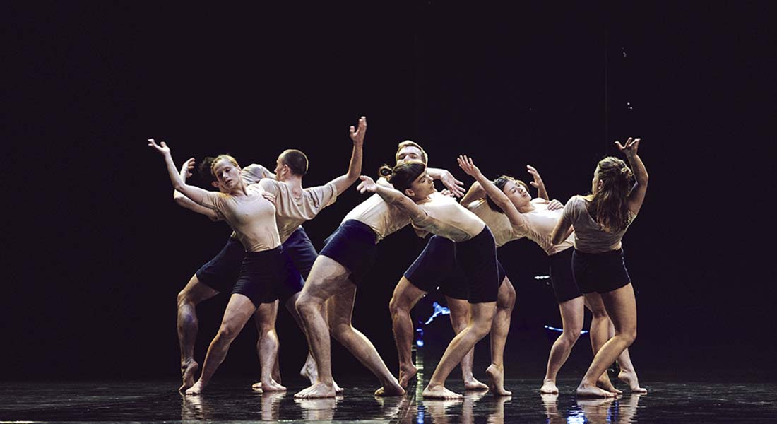 Vocabulary of need, Chorégraphie Yuval Pick - Critique sortie Danse