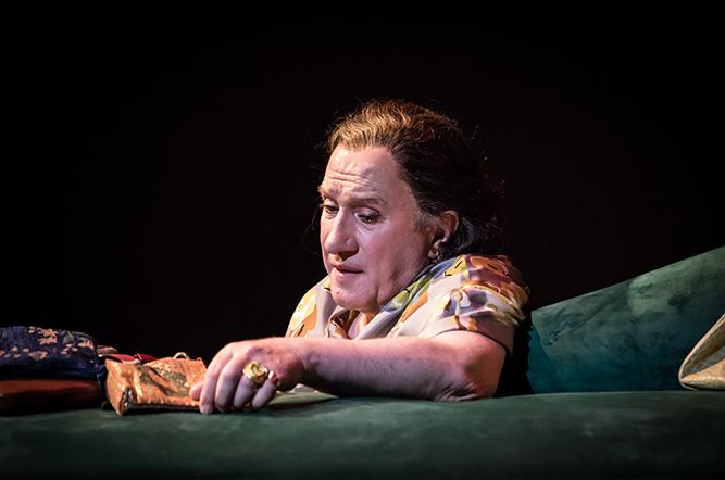 Anne-Marie la Beauté de Yasmina Reza - Critique sortie Théâtre Paris La Colline - Théâtre national