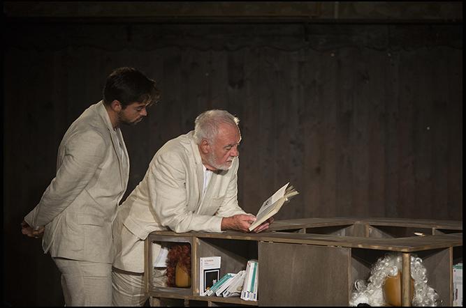 Les Fables de La Fontaine - Critique sortie Théâtre