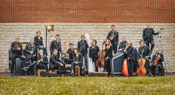La Belle Tournée de l'Orchestre Régional de Normandie