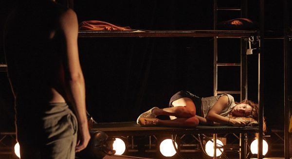 After the end de Dennis Kelly, mise en scène par Antonin Chalon