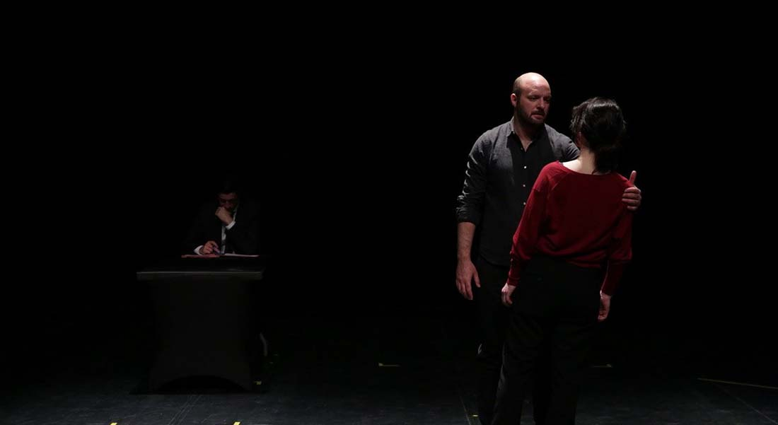 Périkoptô de Antoine Raimondi et Héloïse Desfarges - Critique sortie Théâtre Paris Théâtre de Belleville