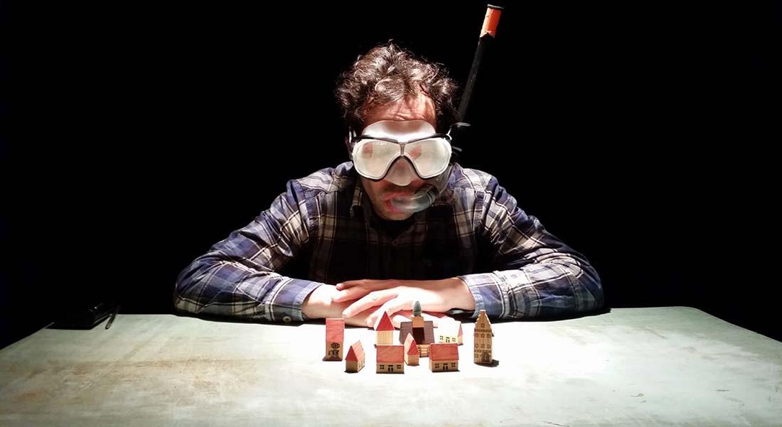 Scènes ouvertes à l'insolite, édition 2020 - Critique sortie Théâtre Paris Le Mouffetard - Théâtre des arts de la marionnette