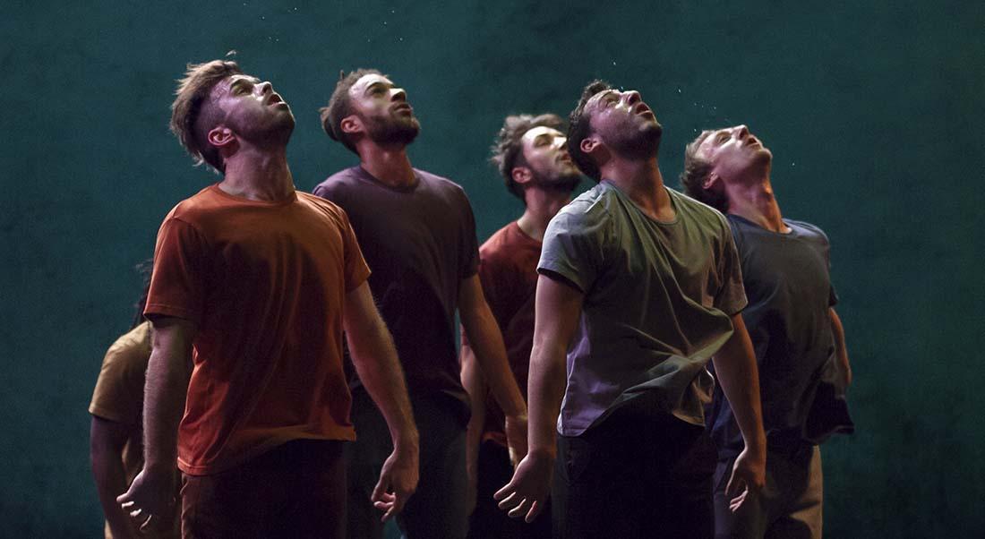 3D Danse Dehors Dedans au TLA de Tremblay - Critique sortie Danse Tremblay-en-France Théâtre Louis Aragon