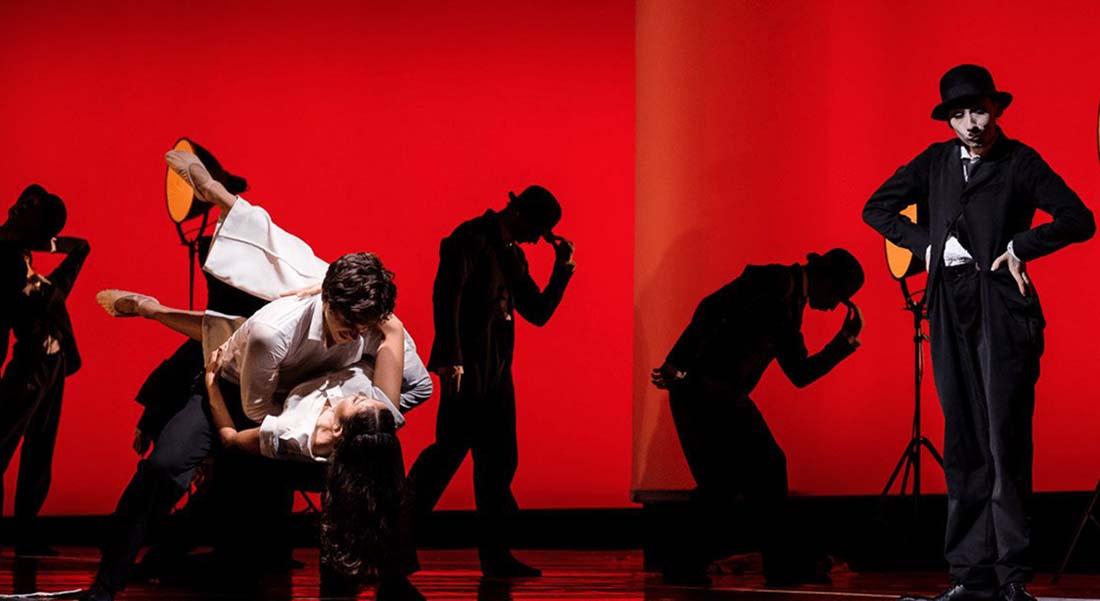 Chaplin de Mario Schröder - Critique sortie Danse Strasbourg Opéra de Strasbourg