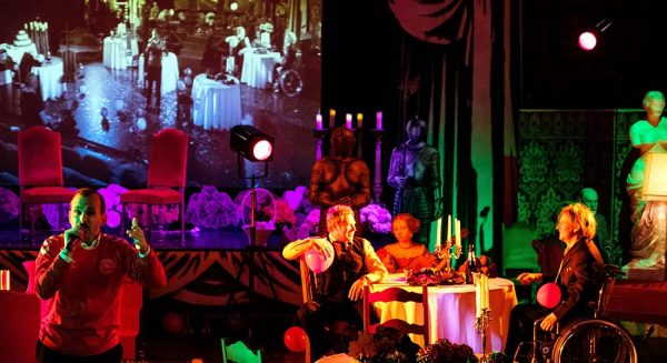 Un Hamlet remarquable par La Compagnie des Dramaticules