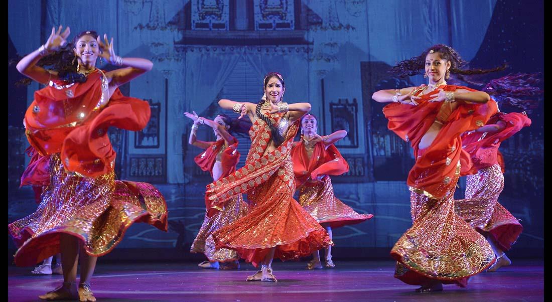 A passage to Bollywood d' Ashley Lobo - Critique sortie Danse Paris Chaillot - Théâtre national de la danse