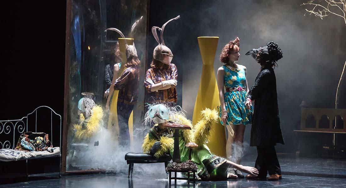 Des spectacles sur les routes - Critique sortie Théâtre Marseille La Criée - Théâtre National de Marseille