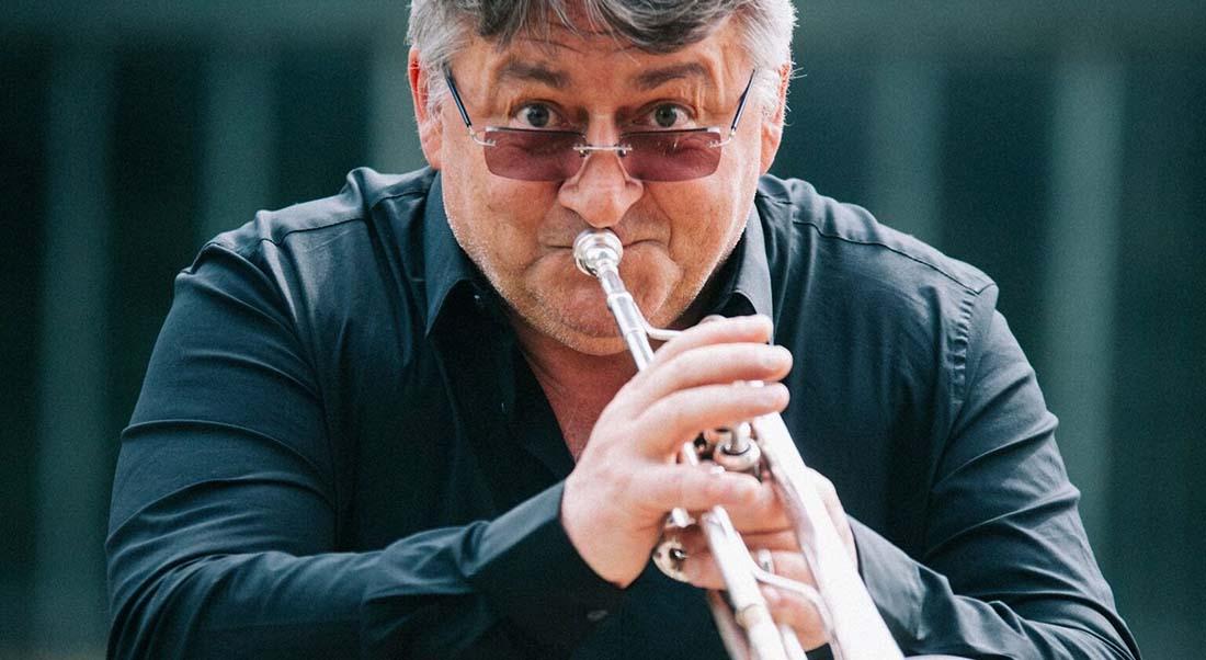 Pierre Drevet, avec le Brussels Jazz Orchestra et Claire Vaillant. - Critique sortie Jazz / Musiques