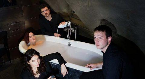 Ellinoa signe l'album « Ballad for Ophelia », avec Arthur Henn, Paul Jarret et Olive Perrusson. - Critique sortie Jazz / Musiques Paris PAN PIPER