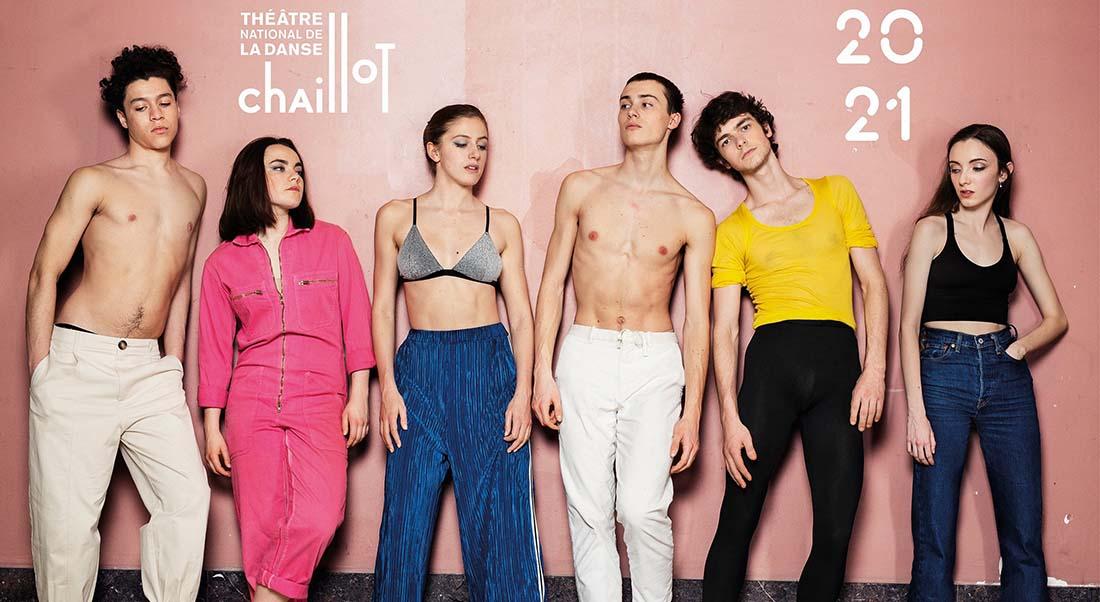 Hors-champs de la danse, série photographique qui donne à voir des préludes à la scène - Critique sortie Danse Paris Chaillot - Théâtre national de la danse