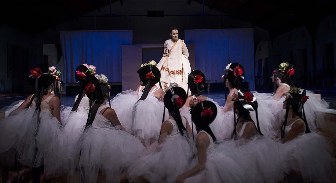 Nice se met à l'heure grecque à travers cinq spectacles - Critique sortie Théâtre Nice Théâtre National de Nice
