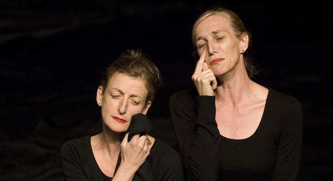 Gustavia de Mathilde Monnier et La Ribot - Critique sortie Danse Paris Le Carreau du Temple