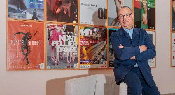 Montpellier Danse 40 Bis, entretien Jean-Paul Montanari