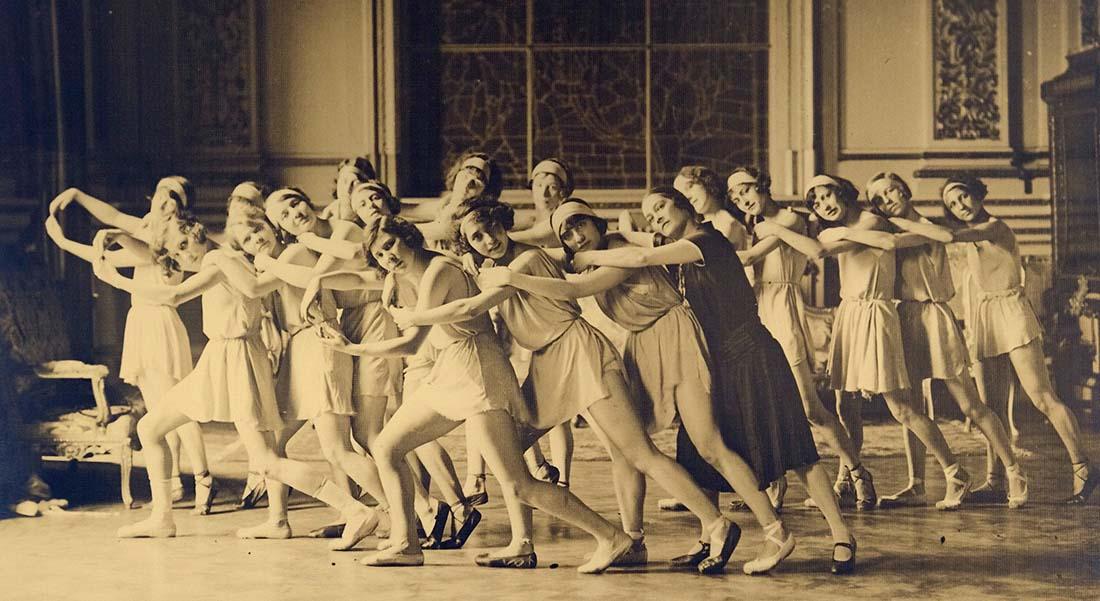 Nijinska / Voilà la femme de Dominique Brun - Critique sortie Danse Paris Chaillot - Théâtre national de la danse