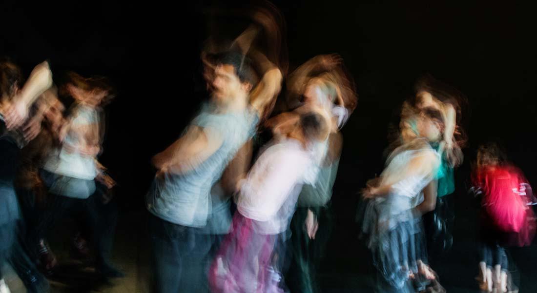 LOVETRAIN2020 d'Emanuel Gat - Critique sortie Danse Paris Chaillot - Théâtre national de la danse