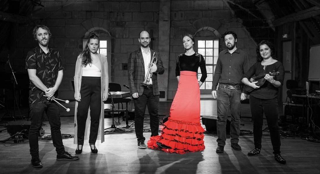 Luminescence de Vanessa Aibar, musique Amir ElSaffar - Critique sortie Danse Saint-Quentin-en-Yvelines Théâtre de Saint-Quentin-en-Yvelines - Scène nationale
