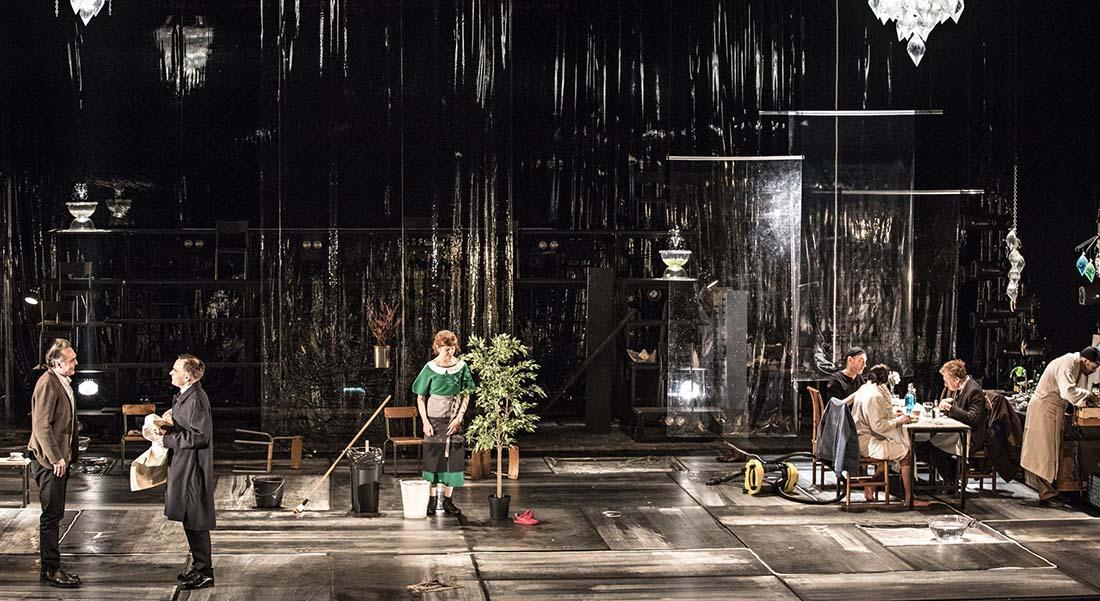 Un ennemi du peuple de Henrik Ibsen, mis en scène de Jean-François Sivadier - Critique sortie Théâtre Nice Théâtre National de Nice