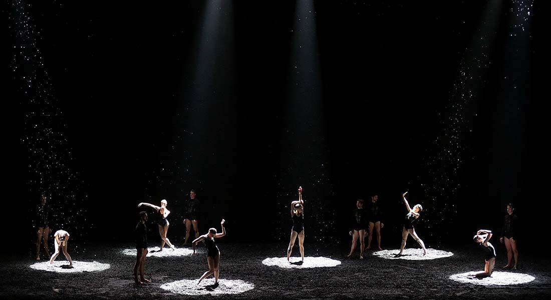 Winterreise d'Angelin Preljocaj, une leçon de ténèbres de haute volée - Critique sortie Danse Sceaux Les Gémeaux - Scène Nationale
