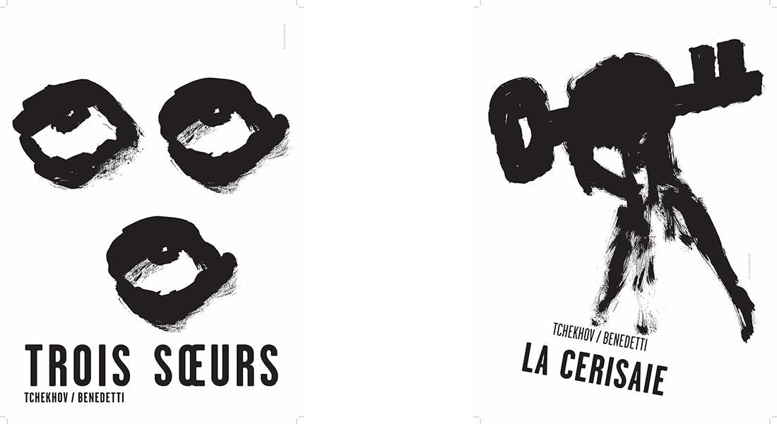 Trois sœurs et La Cerisaie - Critique sortie Théâtre Paris Athénée Théâtre Louis-Jouvet