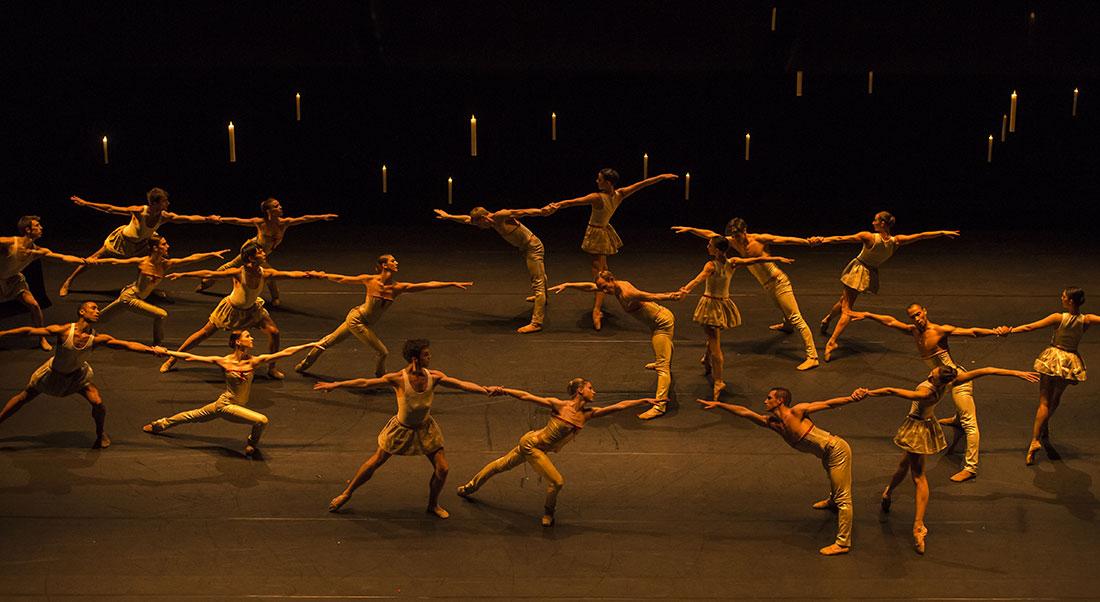Les Ballets de Monte-Carlo reprennent Vers un Pays sage et Altro Canto1 - Critique sortie Danse Monaco Grimaldi Forum–Monaco - Salle des Princes