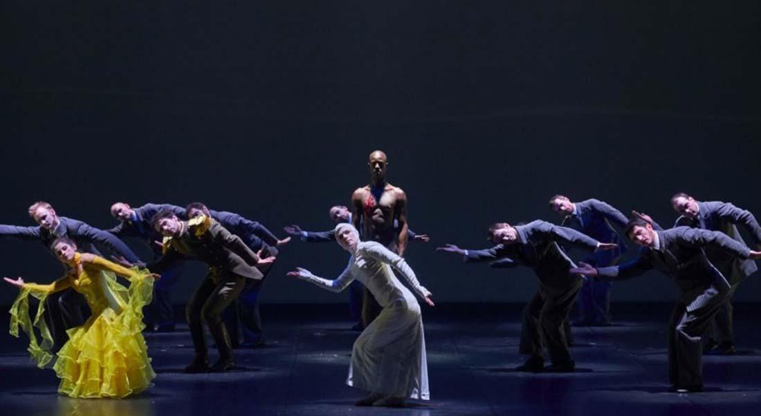 Le Ballet royal de la nuit en tournée, sous la direction de Sébastien Daucé. - Critique sortie Classique / Opéra Paris Théâtre des Champs-Élysées