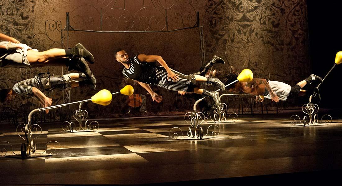 Boxe Boxe Brasil de Mourad Merzouki - Critique sortie Danse Sceaux Théâtre Les Gémeaux - Scène nationale de Sceaux
