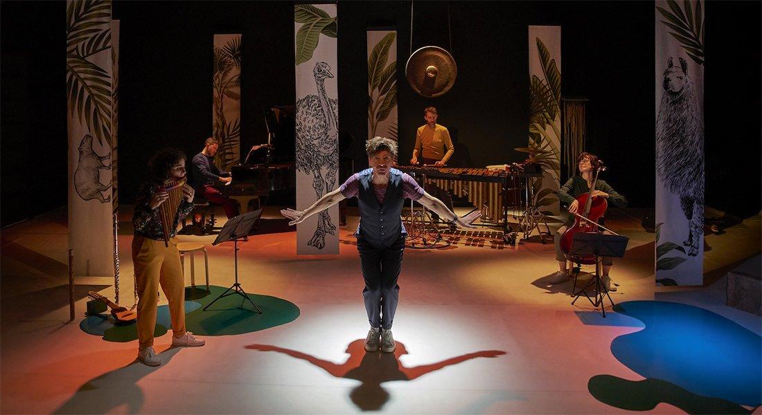 Le Carnaval des animaux sud-américains avec Elliot Jenicot - Critique sortie Théâtre Villeneuve-Saint-Georges