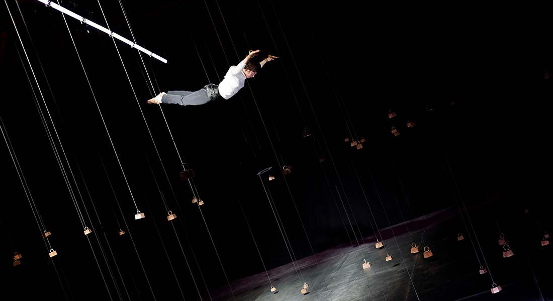 CoOP Julie Nioche à La Maison des métallos - Critique sortie Danse Paris La Maison des Métallos