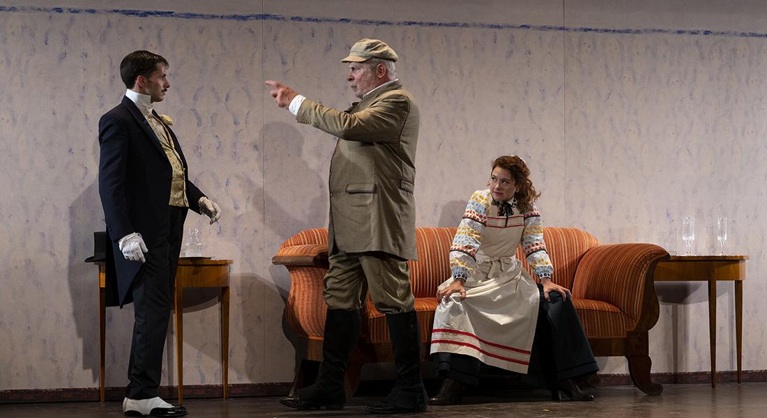 Crise de Nerfs d'Anton Tchekhov, mise en scène de Peter Stein - Critique sortie Théâtre Paris THEATRE DE L'ATELIER