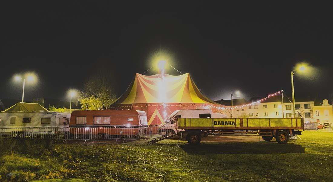 Le cirque à la rencontre des quartiers - Critique sortie Cirque Le Mans Pôle régional Cirque Le Mans