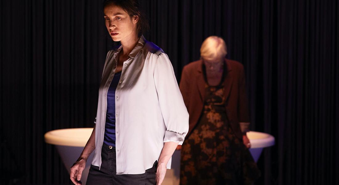 Diane Self Portrait de Fabrice Melquiot, mise en scène de Paul Desveaux - Critique sortie Théâtre Paris Les Plateaux Sauvages