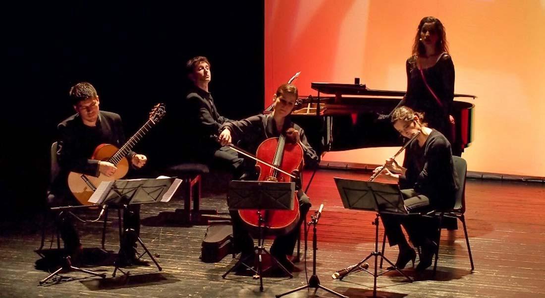 Étonnez vos oreilles : résidence du compositeur Ezequiel Spucches au Théâtre Dunois - Critique sortie Classique / Opéra Paris Théâtre Dunois