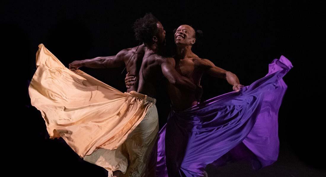 Hominideos de Merlin Nyakam - Critique sortie Danse Créteil La Maison des Arts