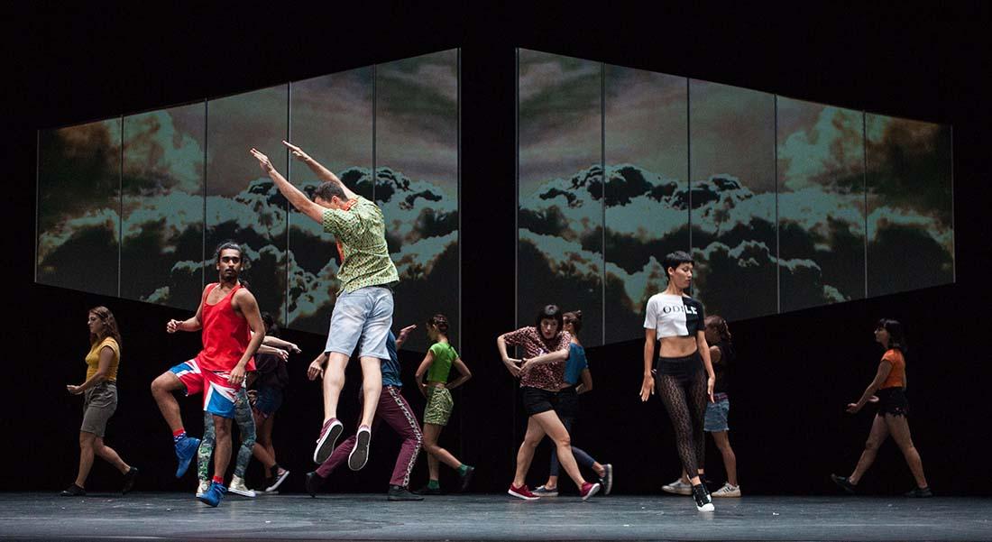 Excelsior de Salvo Lombardo - Critique sortie Danse Paris Théâtre National de la Danse de Chaillot