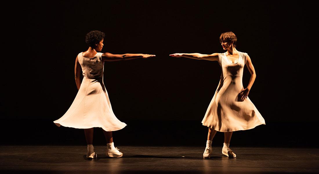 Fase, Four Movements to the Music of Steve Reich d'Anne Teresa De Keersmaeker - Critique sortie Danse Nîmes
