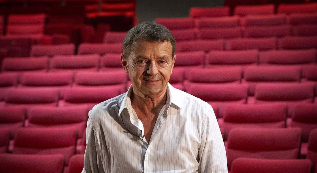 Une saison qui allie coups de cœur et temps forts, rencontre avec François Noël - Critique sortie  Nîmes Théâtre de Nîmes