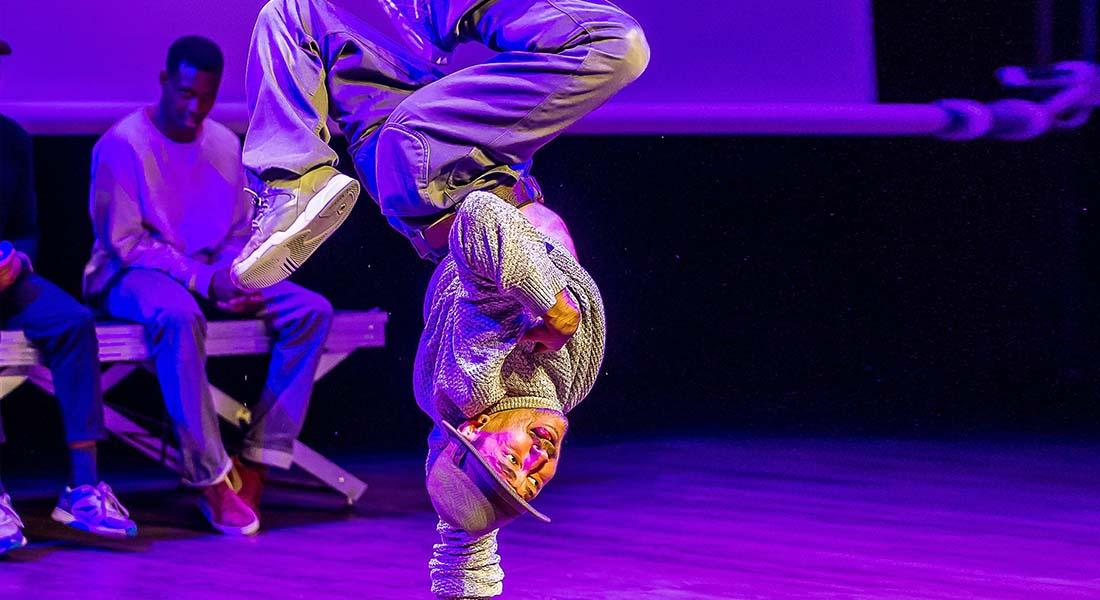 Art-Track déploie les Hip Hop Games - Critique sortie Danse Bron Pôle en Scènes - Espace Albert Camus